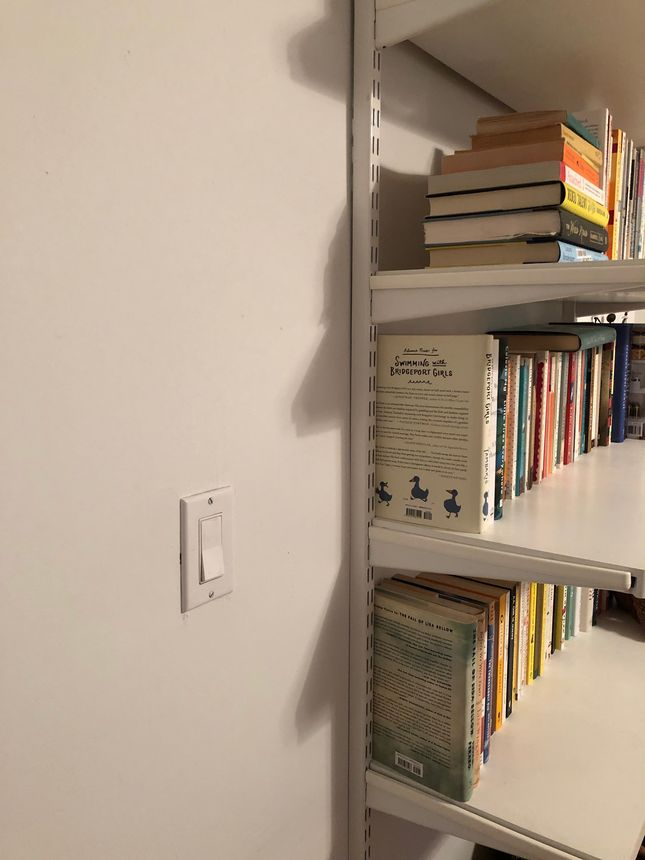 New outlet plates and switch covers make your apartment feel as if it has just had a fresh coat of paint (even if it hasn't).