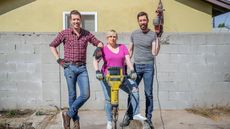 The Property Brothers Reveal What Our Backyards Need Right Now on 'Celebrity IOU'