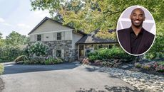 Kobe Bryant's Childhood Home Hits the Market for $900K—Basketball Hoop Included!