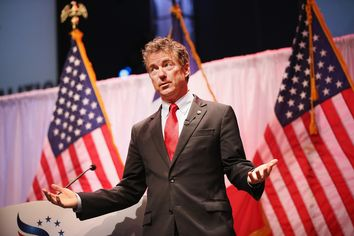 The Mortgage Interest Deduction Is So Popular Even Flat-Taxer Rand Paul Wants to Keep It