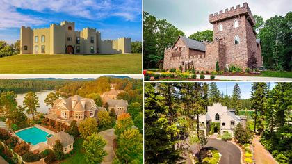 'Downton Abbey' Fans! Here Are 7 Upper-Crust Castles Fit for Lords and Ladies