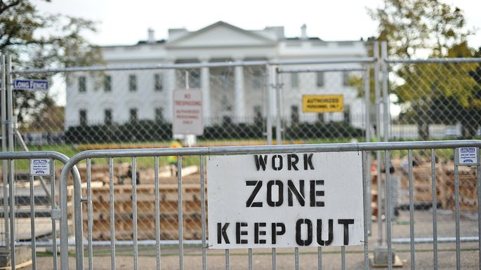 White House Renovations Begin 8 Things That Need 39 De