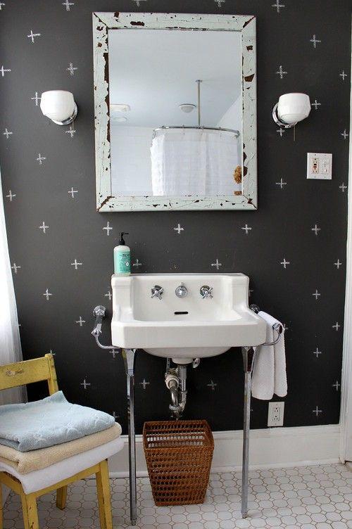 Bathroom Design Do's And Don'ts chalkboard paint ideas and advice   realtor®