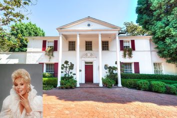 Eva Gabor's Estate Has a Celebrity Pedigree and, Maybe, Her Ghost