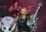 Vince Neil Close to Selling His Sweet Home in Danville