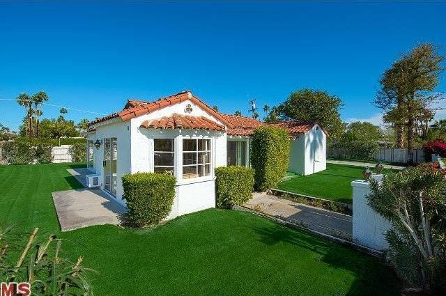 Bob Hope's Palm Springs Homes