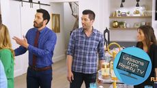 The Property Brothers Reveal the Next Big Kitchen Trend (Hint: It Moves)