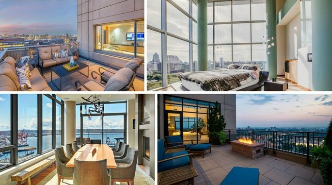 On top of the world 9 to die for penthouses for Penthouses for sale in manhattan
