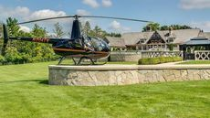 Up, Up, and Away: 7 Homes With Private Helipads