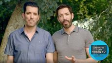 The Property Brothers Reveal 5 Simple Tricks To Make Your Yard Feel Luxe