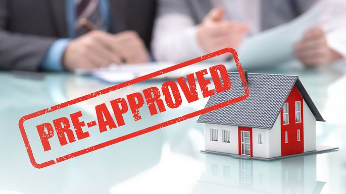Get Pre Approved before searching for a home