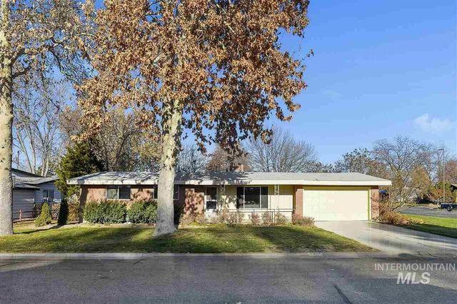 Boise, ID brick ranch house