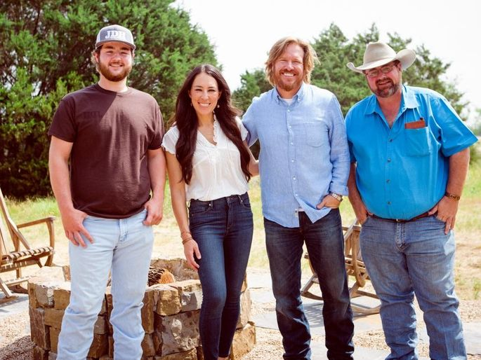 Joanna Gaines Reveals One Of Her Favorite Fixer-Uppers