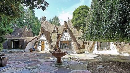 Live Like a Princess? The Snow White Fairy-Tale Cottage Is Totally Dreamy