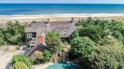 Oceanfront Opulence: $14.9M Shell House Is Delaware's Most Expensive Home