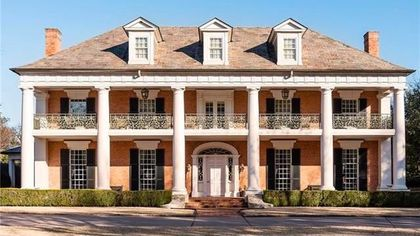 $9.1M Dallas Mansion Once Owned by Former Texas First Lady Is Tastefully Texan