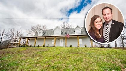 Duggar Watch: Anna and Josh Drop Price on Their Farmhouse by $10K