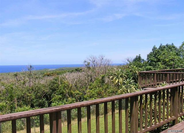 Ocean view from Jim Nabors Maui house
