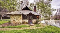 A True Fairy Tale: This Missouri Cabin Offers a Storybook Setting
