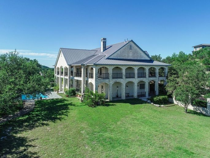 Gregg Popovich's mansion in San Antonio