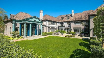 'Transformed' $30M Country Manor in Armonk, NY, Is Most Expensive New Listing