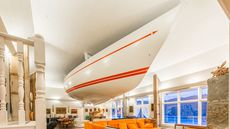 If You're Considering Putting a Sailboat Inside Your House, Read This First