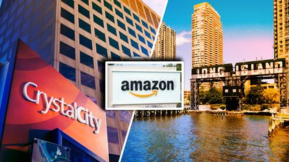 Amazon's New Headquarters May Be a Prime Deal for Two Cities, but Where Will Workers Live?
