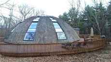 New York Dome Home Was Built To Rotate—Will a Buyer Give It a Spin?