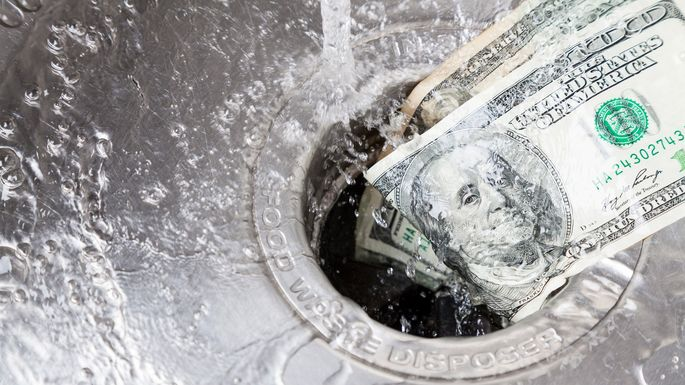 security-deposit-down-drain