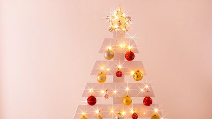 10 Last-Minute, Alternative Tree Ideas That'll Make You Forget All About the Real Thing