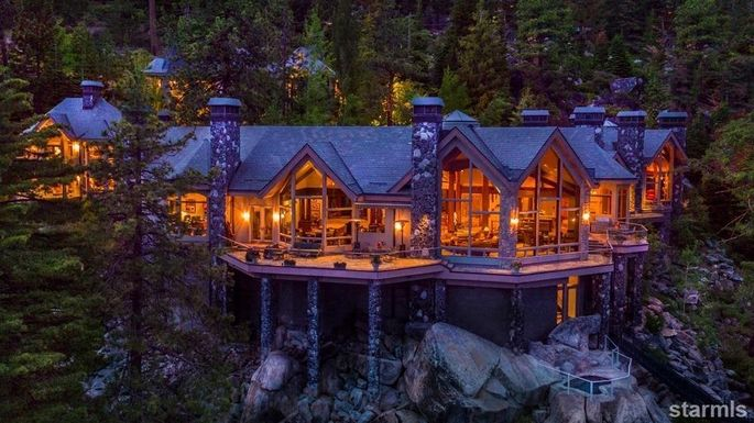 Tahoe's most expensive home