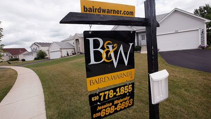 Home Price Growth Ticks Up, Raising Hopes for Rebound