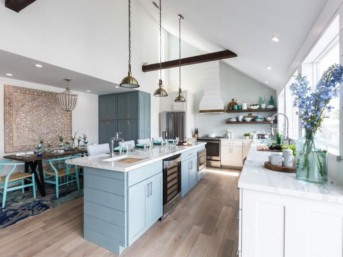 Property Brothers Cook Up New Kitchens In Brother Vs Brother - Property brothers kitchen remodels