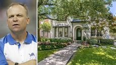 Ousted Cowboys Coach Scott Linehan Is Selling $2.3M Dallas Home