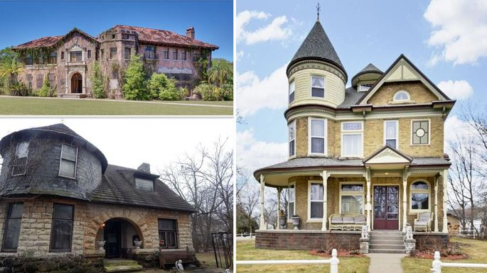 Ghost stories haunt this week 39 s most popular homes for Famous haunted houses for sale