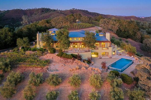Saint Helena, CA vineyard estate