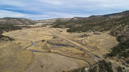 New Mexico Ranch With Over 50K Acres Now Available for $96M