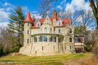 Baltzley Castle in Bethesda Is Waiting for a New Royal Resident