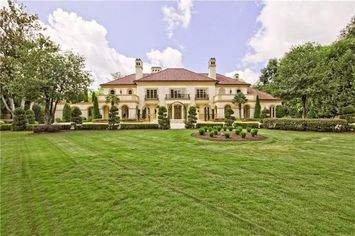 Lights, Camera, Action! Atlanta's Most Expensive Home Is Already Famous