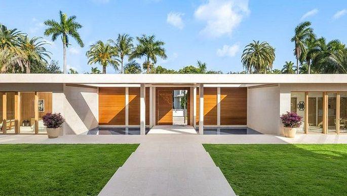 Miami Beach House Of The Future
