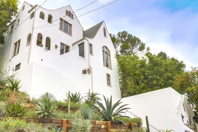 Candis Cayne's Glendale, CA, home