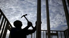 New-Home Sales Sink to a 9-Month Low as Housing Market Wobbles