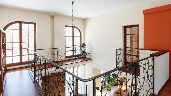 Mezzanine Balcony Inside