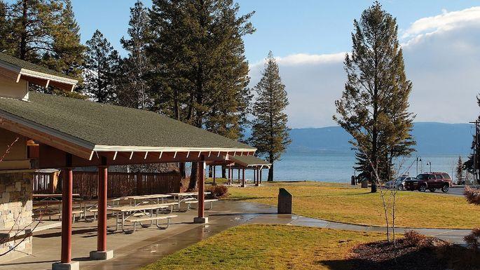 Volunteer Park in Lakeside