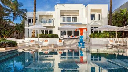 Get the Look for Less: Tommy Hilfiger's Magnificent Miami Mansion