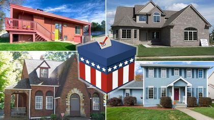 Swing This Way: Homes for Undecided Buyers in 12 Battleground Counties