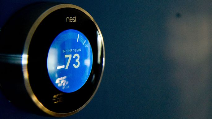 A smart thermostat will save you money in the long run.