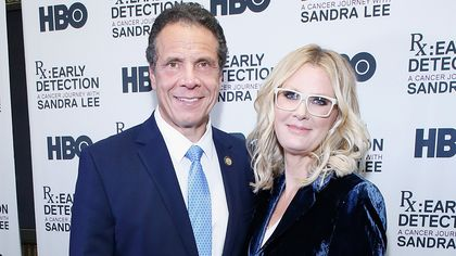 Sandra Lee and Gov. Andrew Cuomo Selling New York Storybook Stunner