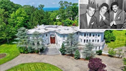 After a Decade on the Market, the Isley Brothers' Former Mansion Becomes a $3M Hit