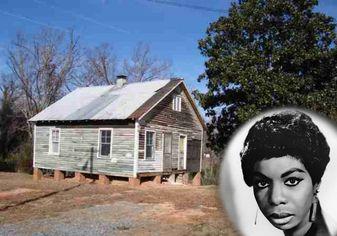 Jazz Great Nina Simone's Childhood Home For Sale In North Carolina (PHOTOS)